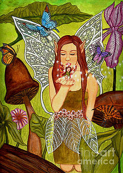 Take Flight My Friend by Carol Ochs