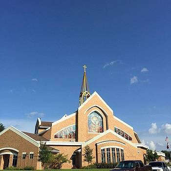 Take Me To Church!! #praise #church by Gin Young