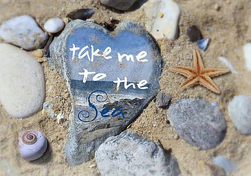 Nina Bradica - Take Me To The Sea