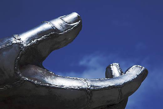 Take my hand... by Patrick Jennings