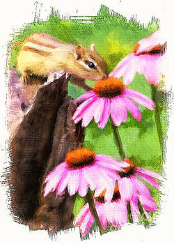 Take Time To Smell The Flowers by Tina LeCour