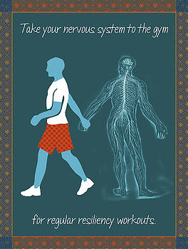 Take Your Nervous System To The Gym with Border by Heidi Hanson