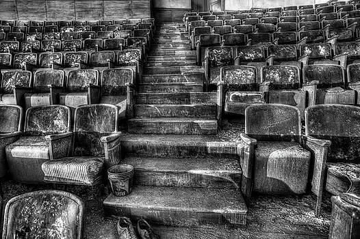 Take your seat by John Hoey