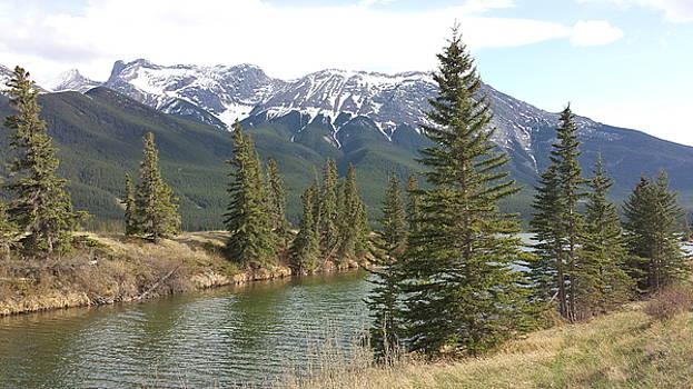 Talbot Lake  by Glen Frear