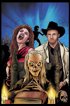 Tale From The Crypt by Matt James