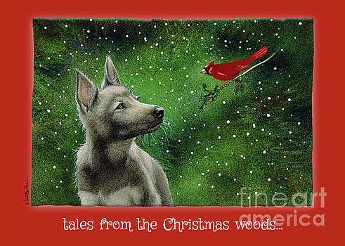 Will Bullas - tales from the Christmas woods...