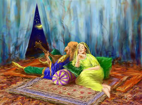 Tales on The Carpet by Misha Lapitskiy