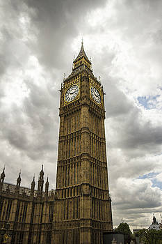 Tall Big Ben by Suanne Forster