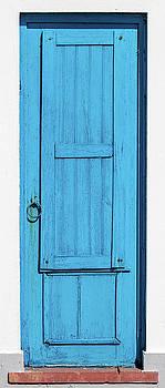 David Letts - Tall Blue Door
