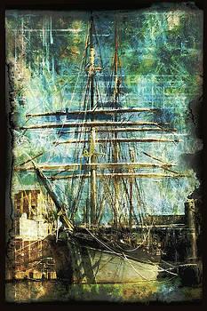 Tall Ship Elissa by Ray Keeling