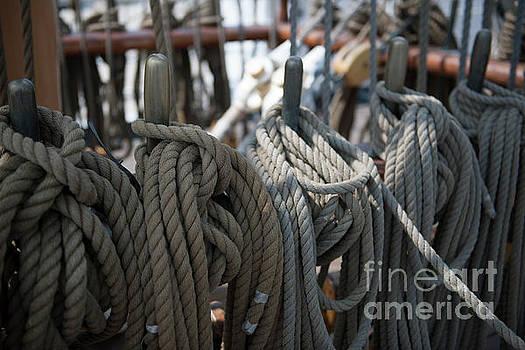 Dale Powell - Tall Ship Lines III