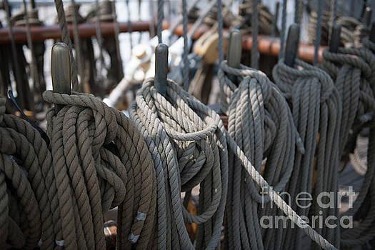 Dale Powell - Tall Ship Lines VI