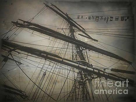 Tim Richards - Tall Ship Mast V