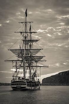 Cliff Wassmann - Home Port