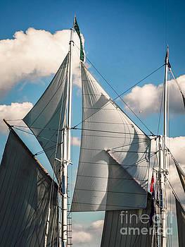 Kathryn Strick - Tall Ship Sails III