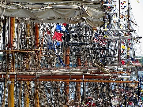Scott Hovind - Tall Ship Series 4