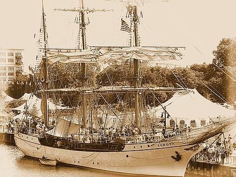 Scott Hovind - Tall Ship Series 6