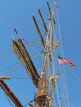 Scott Hovind - Tall Ship Series 8
