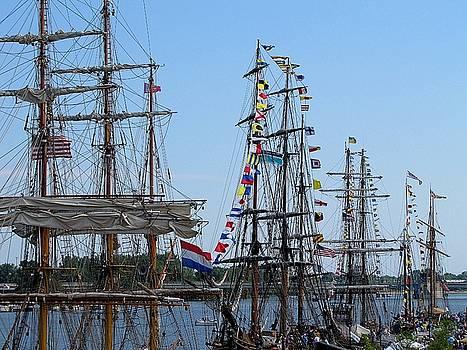 Scott Hovind - Tall Ship Series 9