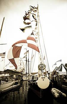 Tall Ship by Susan Schumann