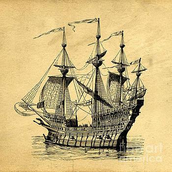 Edward Fielding - Tall Ship Vintage