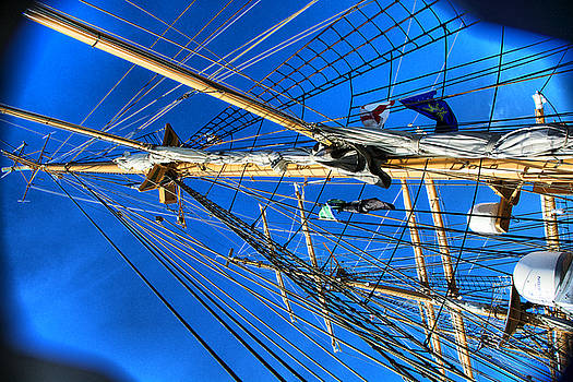 Tall Ships 10 by Perry Frantzman