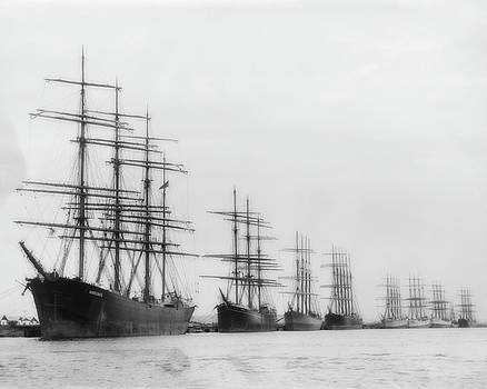 John Feiser - Tall Ships At Rest