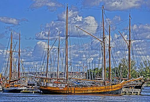 Dennis Cox WorldViews - Tall Ships