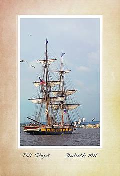 Tall Ships v1 by Heidi Hermes