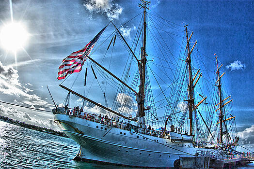 Tall Ships8 by Perry Frantzman