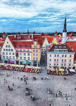 Tallinn art 10  by Justyna JBJart