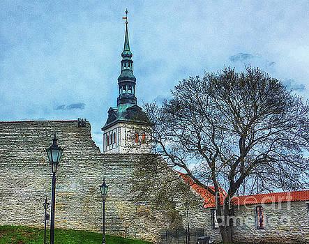 Tallinn art 12 by Justyna JBJart