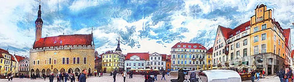 Justyna Jaszke JBJart - Tallinn art 7