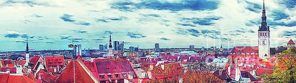 Tallinn art 8 by Justyna JBJart