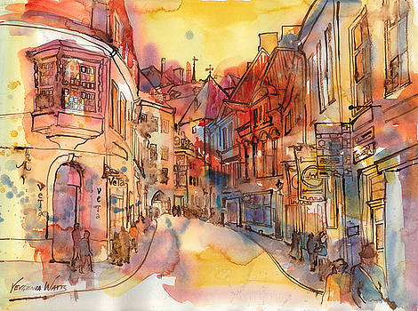 Tallinn by Yevgenia Watts
