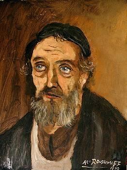 Ari Roussimoff - Talmudic Scholar