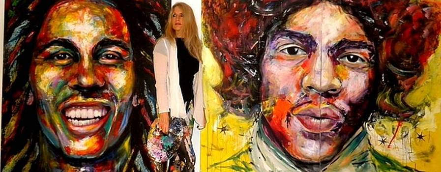 Paintings by Tamara Vogrin Tara