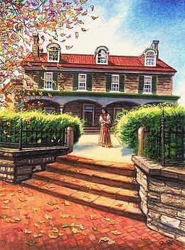 Tamara's House by Raffi Jacobian
