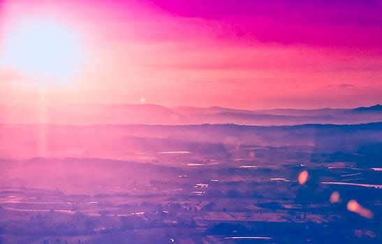 Tamborine Sunset by Chris Hood