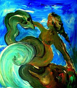 Taming your Dragon by Shakti Brien