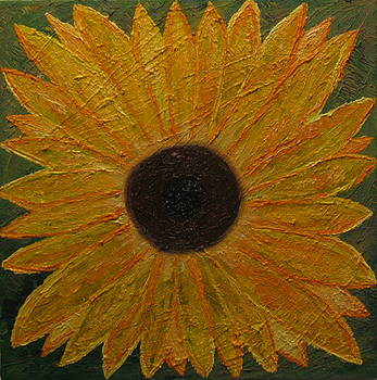 Tami's Sunflower by Tom Lehr