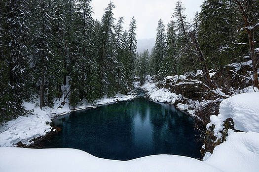 Tamolitch Pool by Andrew Kumler