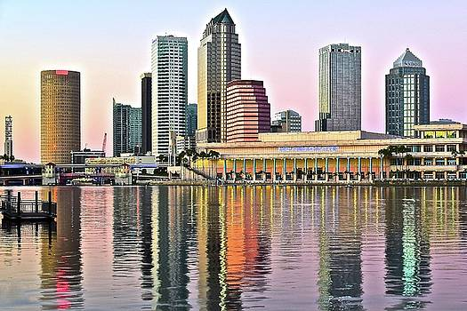 Frozen in Time Fine Art Photography - Tampa Bay Alive with Color