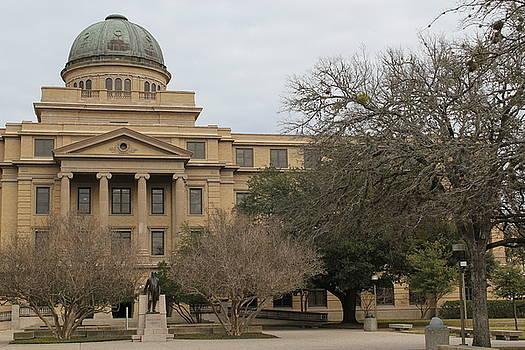 TAMU Academic Building by Juan Rodriguez