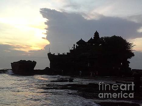 Heather Kirk - Tanah Lot Temple Bali Indonesia