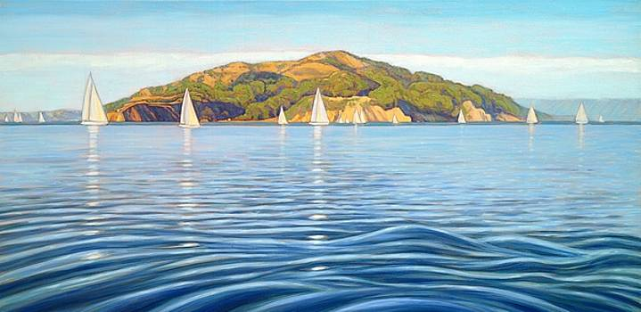 Taneyhill Angel Island by Tom Taneyhill