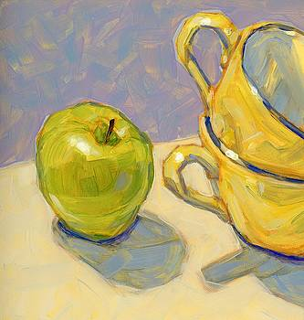 Taneyhill Apple No. 4 by Tom Taneyhill