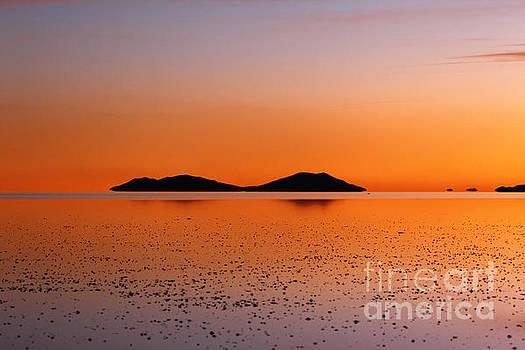 James Brunker - Tangerine Dreamland Salar de Uyuni