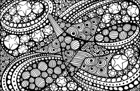 Tangled Stars  by Nada Meeks
