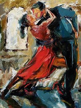 Tango By The Window by Debra Hurd